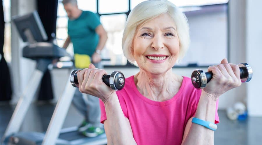 6 At-Home Workouts for Seniors