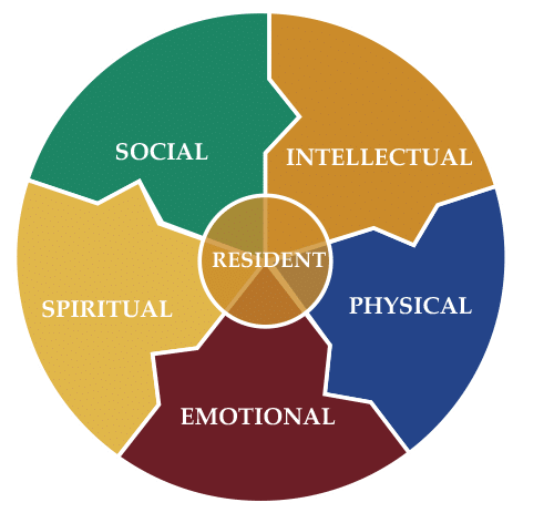 S.I.P.E.S. Social, Intellectual, Physical, Emotional, and Spiritual